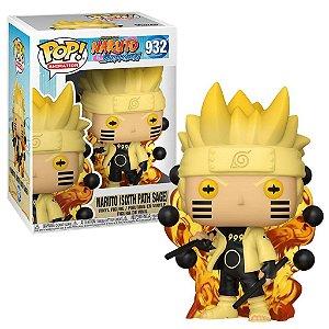 Pop! Naruto: Naruto Six Paths #932 - Funko