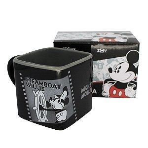 Caneca Cubo Mickey Classic De Cerâmica 300ML Zona Criativa