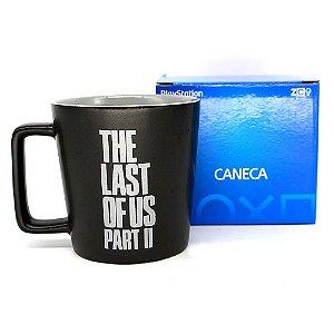 Caneca Buck The Last Of Us Tattoo De Cerâmica 400ML