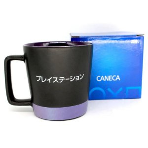 Caneca Buck Play Station Spirit of Play De Cerâmica 400ML