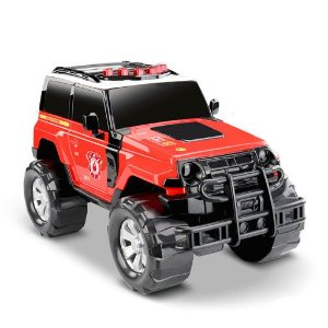 Carro Render Force Rescue - Roma