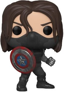 Pop! Marvel: Winter Soldier #838 - Funko