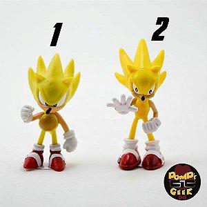 Sonic Modelos Colecionáveis