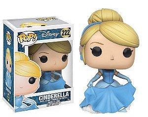 Pop Cinderela: Disney #222 - Funko