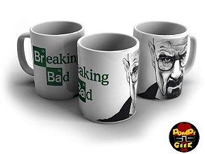 Caneca Breaking Bad - Walter White