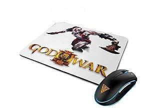 Mouse Pad  God of War - Kratos