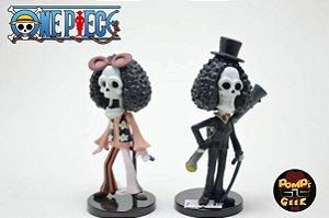 Colecionável One Piece - Brook Temático