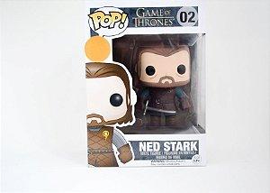 Pop Game Of Thrones - Funko Ned Stark - #02