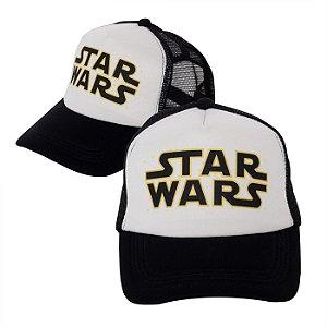 Boné Star Wars Preto Personalizado