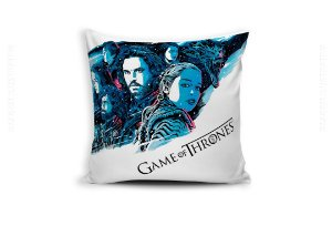 Almofada Personalizada Game of Thrones - GoT