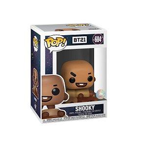 Pop BT21- Shooky #684 - Funko