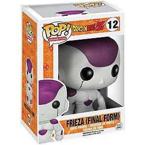 Pop Frieza (Final Form): Dragon Ball Z #12 - Funko