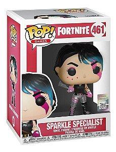 Pop! Sparkle Specialist: Fortnite #461 - Funko