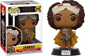 Funko Pop Star Wars - Jannah Nº 315