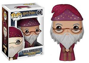 Pop! Albus Dumbledore: Harry Potter #04 - Funko