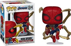 Pop! Iron-Spider: Avengers Endgame #574 - Funko