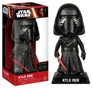 Wacky Kylo Ren: Star Wars - Funko