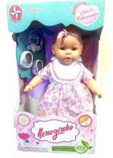 Boneca Nenezinho Vestido Rosa - Estrela
