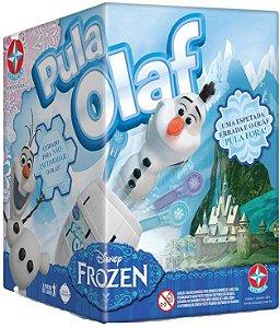 Pula Olaf - Frozen - Estrela