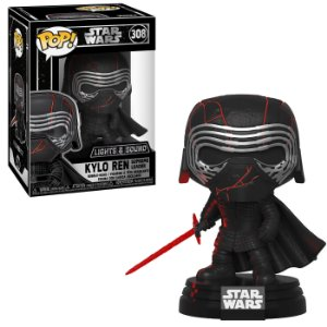 Pop! Star Wars: Kylo Ren #308 - Funko Lights & Sounds