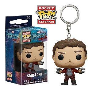 Pocket Pop! Keychains -Marvel: Star Lord - Funko