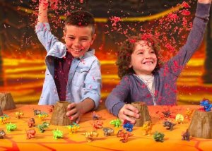 Dino Explosion Surpresa -  Fun