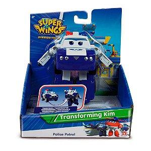 Super Wings Change Em Up Kim 84913 Fun Divirta-se