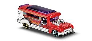 Hot Wheels 2020 Hw Metro Road Bandit, Red 7/250