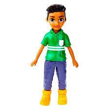 Polly Pocket Nicolas Wells! Sortimento Boneca Básica GFT90 Mattel