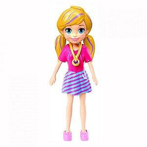 Polly Pocket! Sortimento Boneca Básica Gdk97 Mattel
