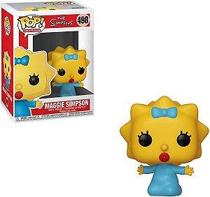 Pop! The Simpsons: Maggie Simpson #498 -Funko