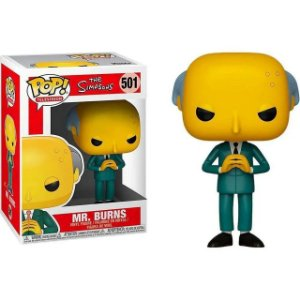 Pop! The Simpsons: Mr Burns #501 -Funko