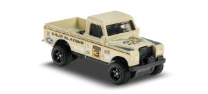 Hot Wheels - Land Rover Series III Pickup - 3/250 - GHG13