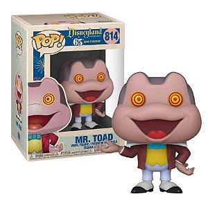 Pop! Disneyland: Mr. Toad #814 - Funko