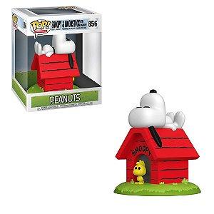 Pop! Peanuts: Snoopy & Woodstock #856 - Funko