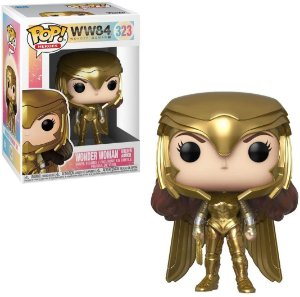 Pop! Wonder Woman 84: Wonder Woman Armor #323 - Funko