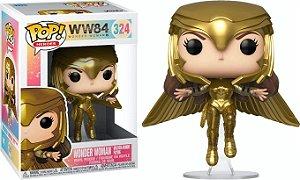 Pop! Wonder Woman 84: Wonder Woman Flying #324 - Funko