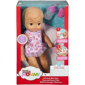 Little Mommy - Bebê Faz Xixi - Hora De Fazer Xixi