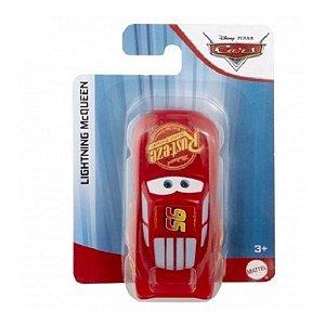 Carro Basico Cars - Lightning Mcqueen Mattel