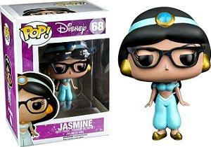 Pop! Disney: Jasmine(with Glasses) #68 - Funko