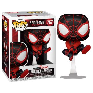 Pop! Spider-Man: Miles Morales(Bodega Cat Suit) #767 - Funko