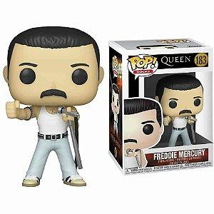 Pop! Queen: Freddie Mercury #183 - Funko
