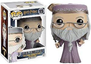 Pop! Harry Potterr: Albus Dumbledore #15 - Funko