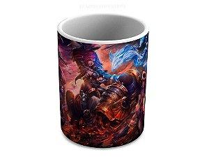 Caneca de ceramica League of Legends 325 Ml