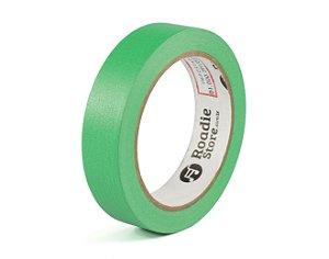 Fita Crepe Verde 24mm x 40m - Roadie Store