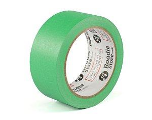 Fita Crepe Verde 50mm x 40m - Roadie Store