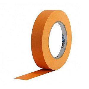 Fita Crepe Laranja 2,5cm x 50m - Pro Tape