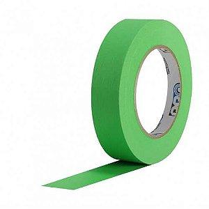 Fita Crepe Verde Limão 2,5cm x 50m - Pro Tape