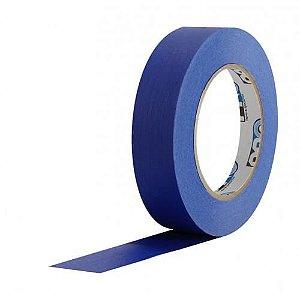 Fita Crepe Azul 2,5cm x 50m - Pro Tape