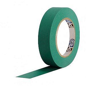 Fita Crepe Verde 2,5cm x 50m - Pro Tape